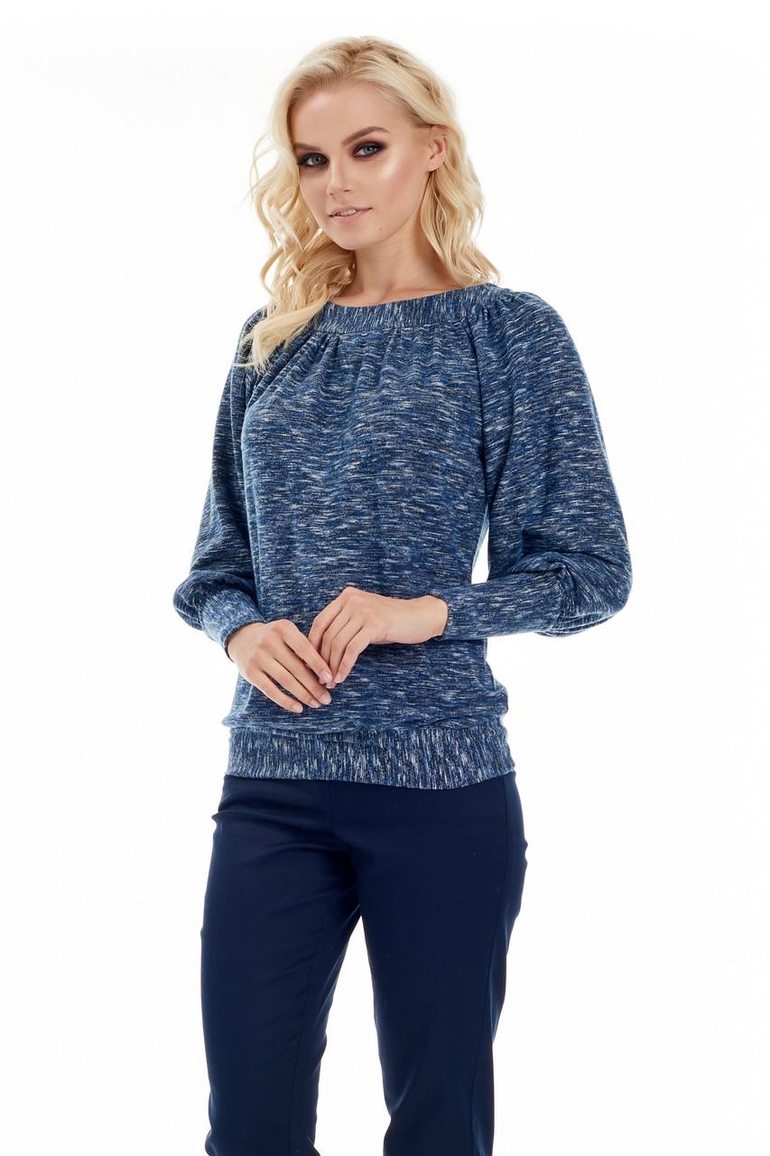 Стильная женская блузка LalaStyle W02057