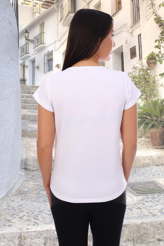 Молодежная футболка для женщины