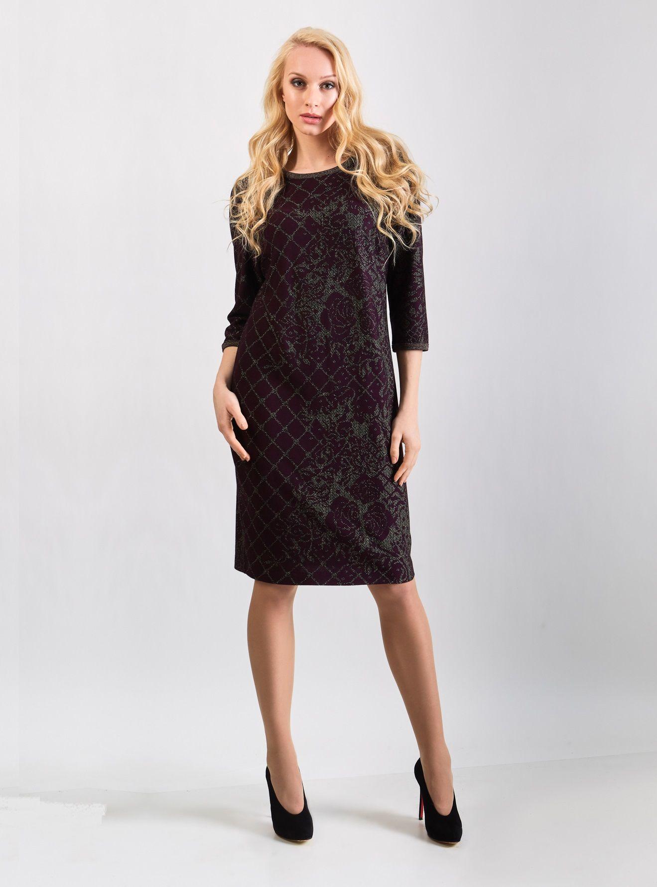 Модное женское платье TopDesign РB8 51