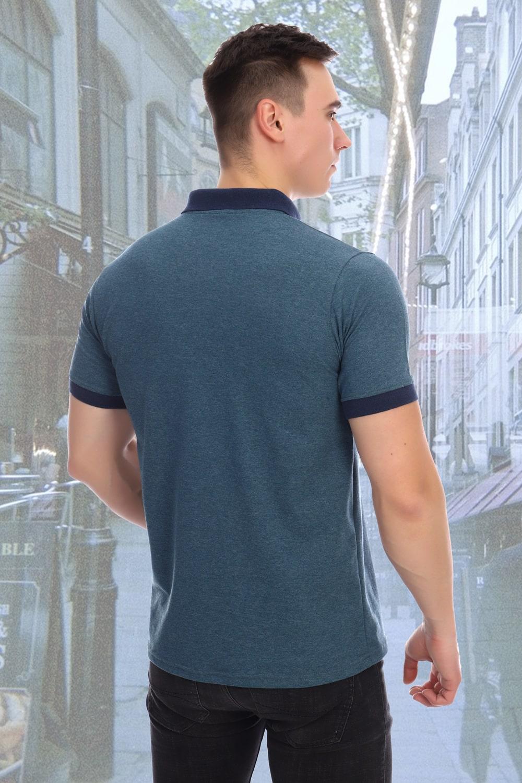 Мужская футболка поло Berchelli