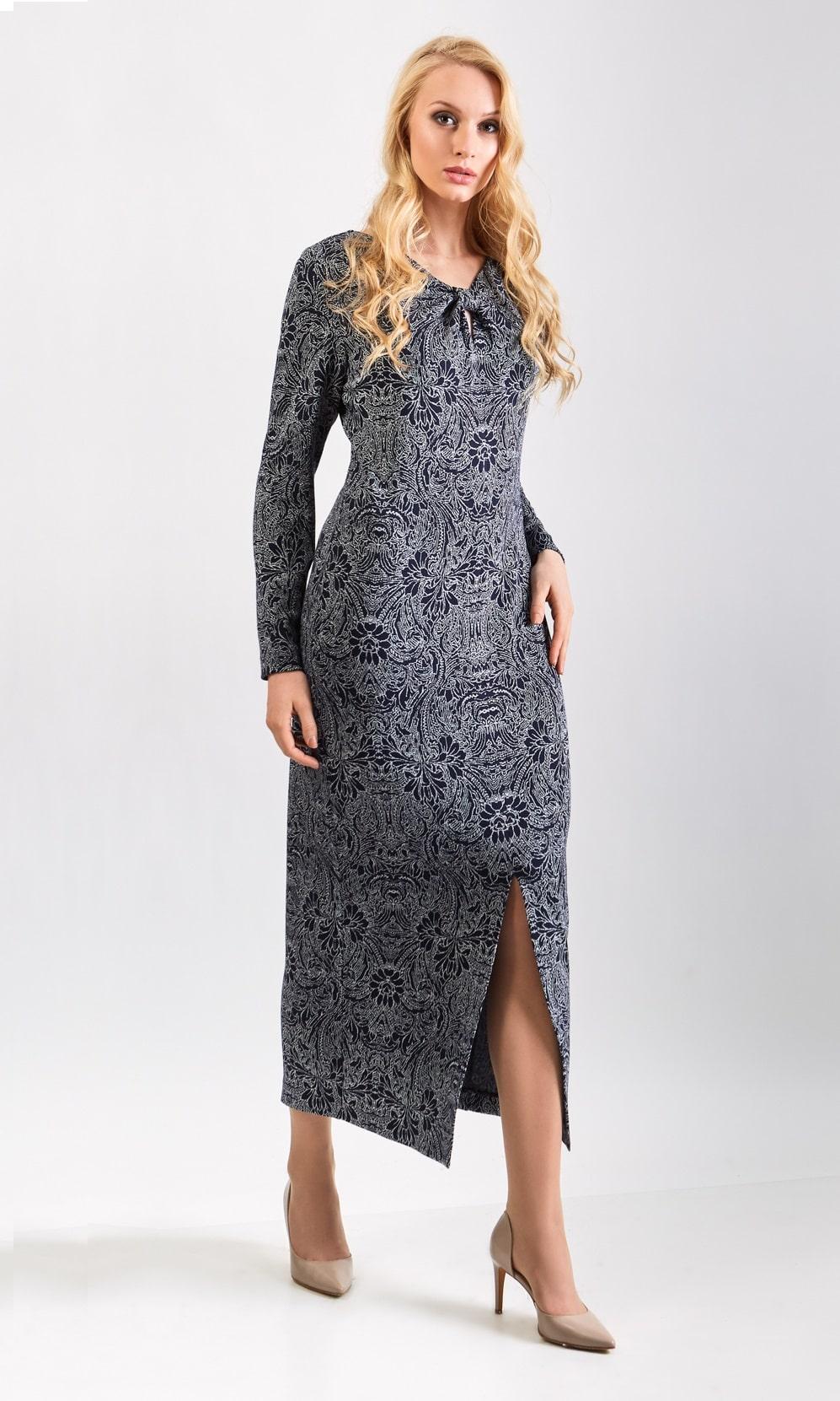 Женское вечерние платье TopDesign РВ8 72