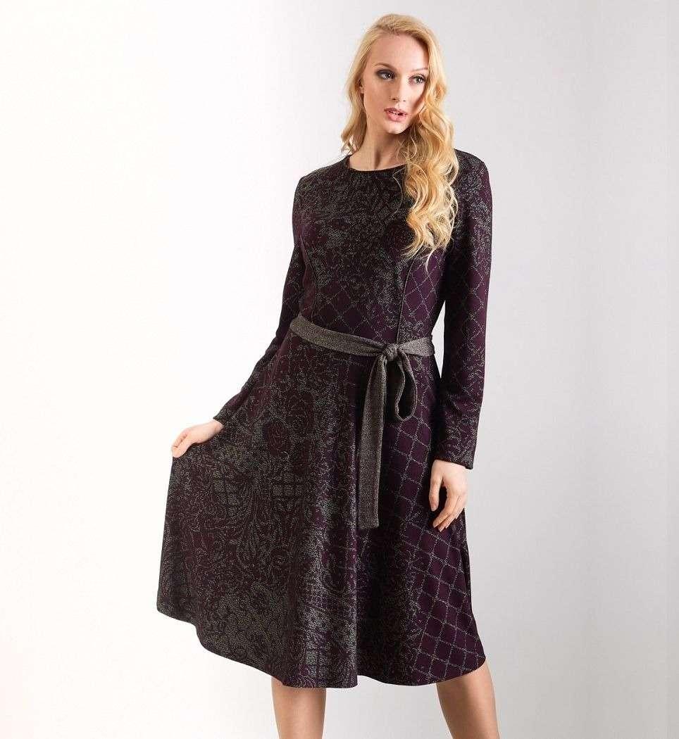 Платье на новый год TopDesign PB8 52