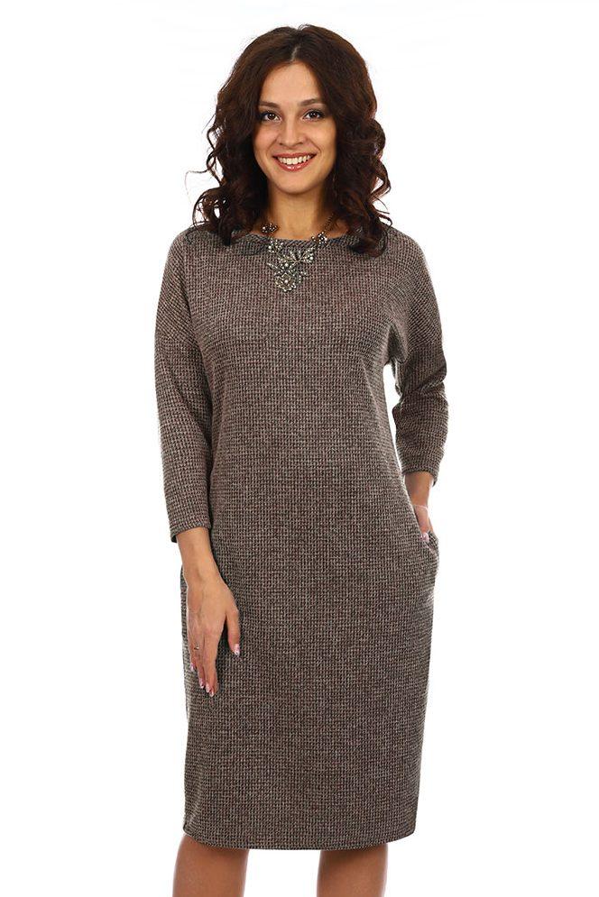 Свободное женское платье Serenada 2370