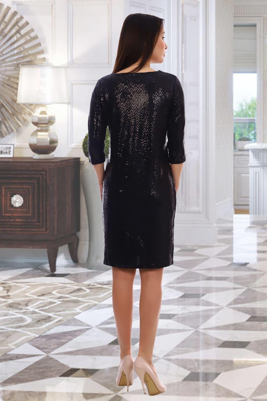 Вечерние сияющее  платье Natali