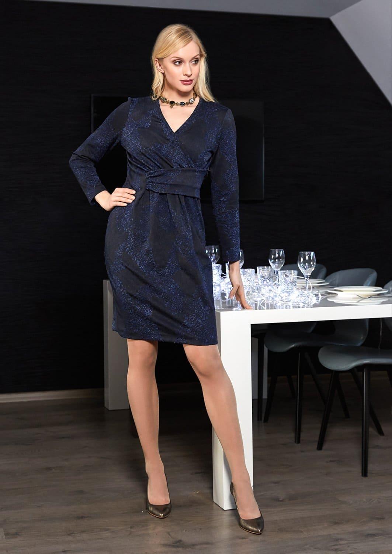 Элегантное праздничное платье Top Design PB9 29