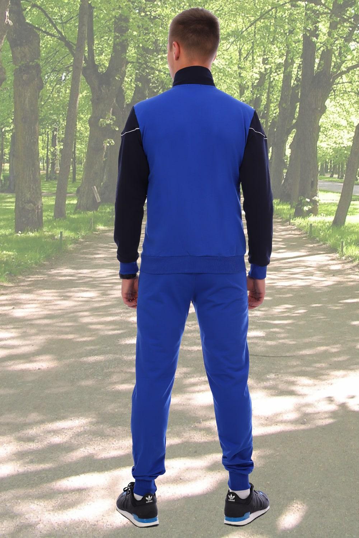 Голубой спортивный костюм Berchelli