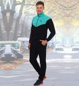 Мужской спортивный костюм теплый Berchelli