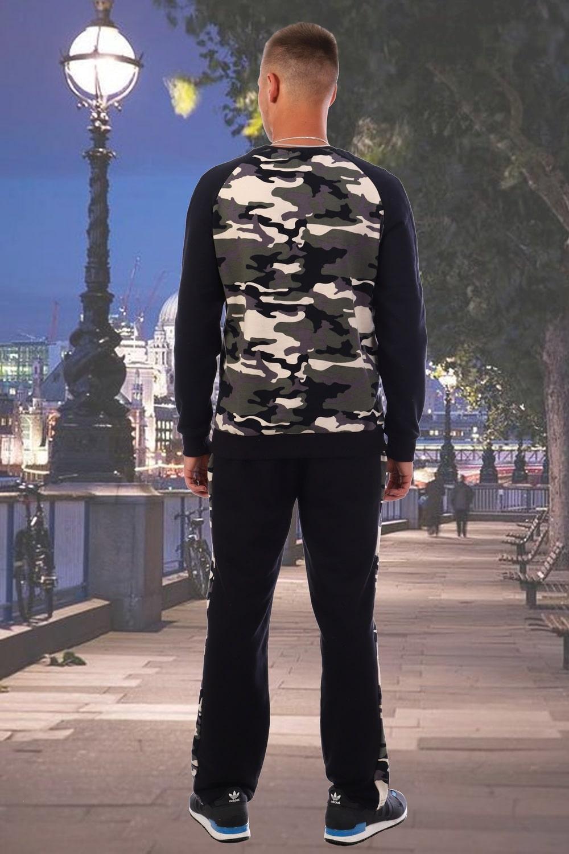 Прямые брюки с начесом Berchelli