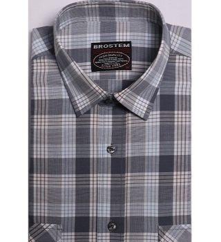 Рубашка с накладными карманами Brostem SH1