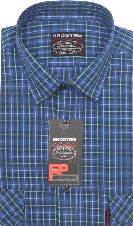 Рубашка мужская в клетку Brostem SH657-2