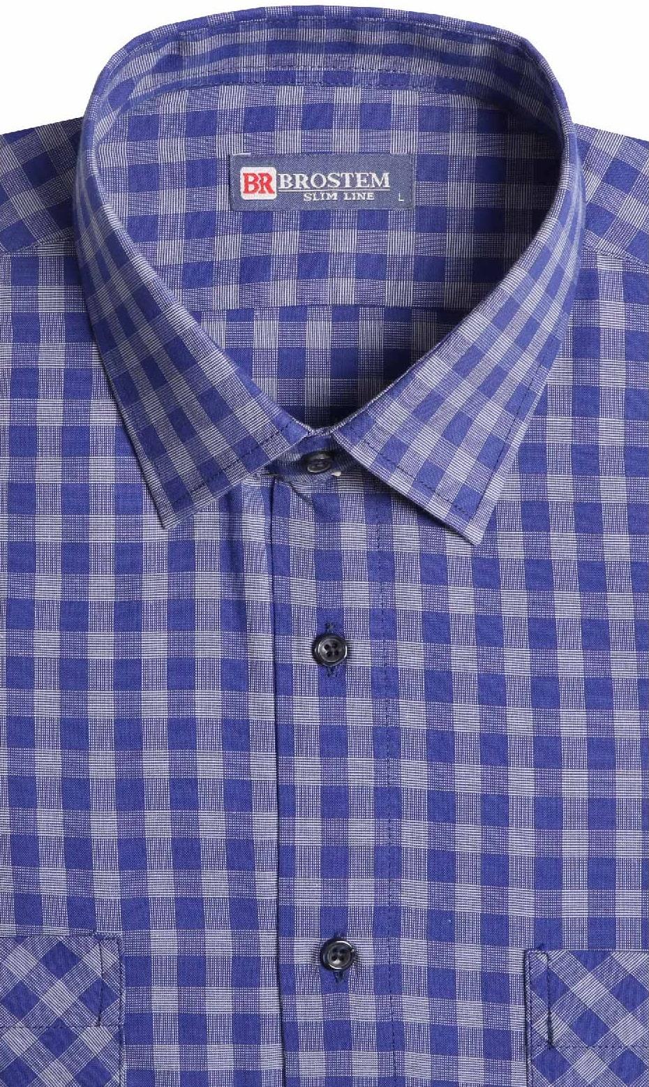 Стильная рубашка мужская Brostem 8LBR45-1