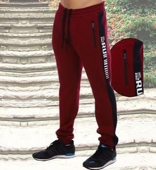 Спортивные брюки с начесом мужские Berchelli