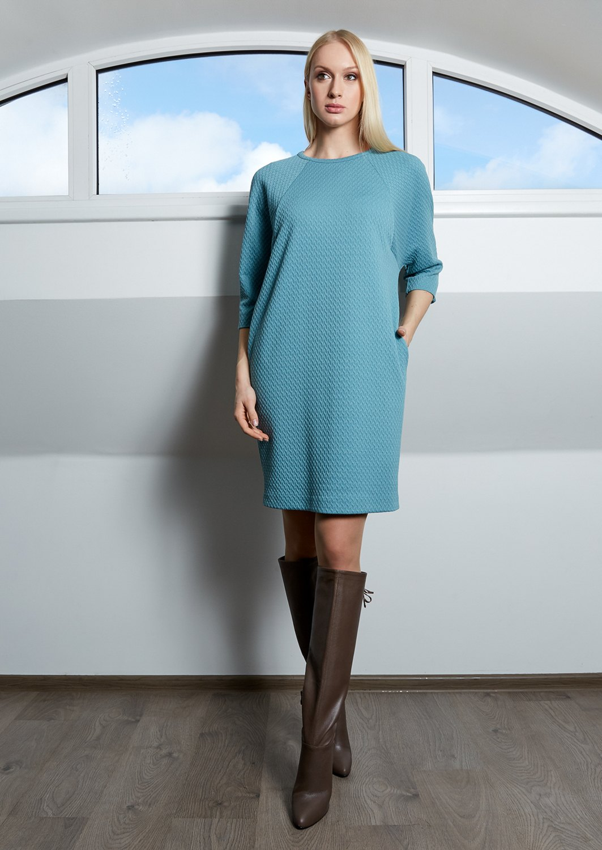 Стильное платье Top Desing B9 030