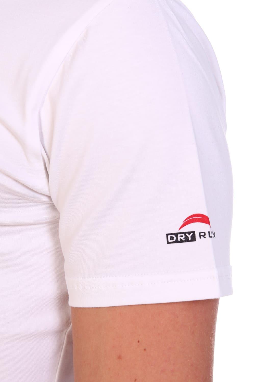 Белая футболка с принтом Berchelli