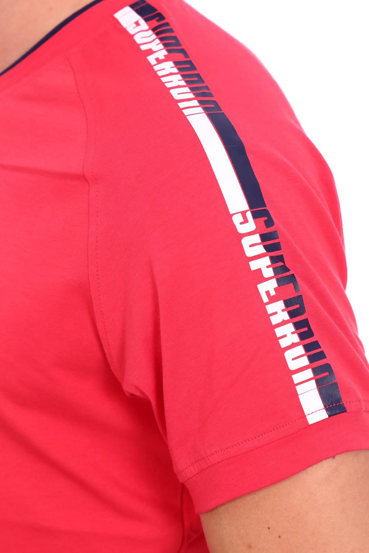 Красная футболка Berchelli