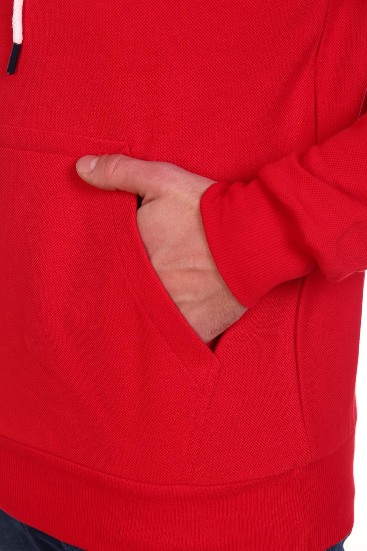 Красная толстовка без молнии Berchelli