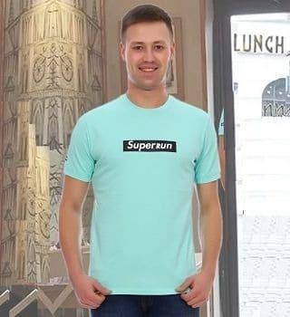 Спортивная мужская футболка Berchelli
