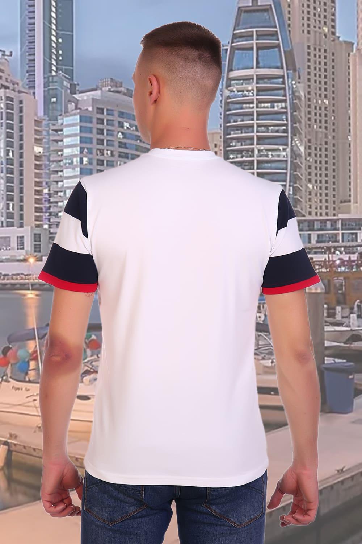 Мужская футболка с кратким и рукавами Berchelli