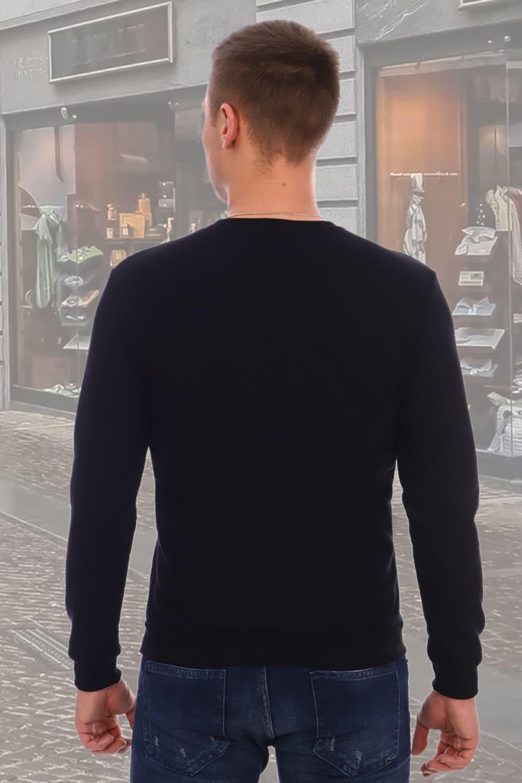 Черный мужской свитшот Berchelli
