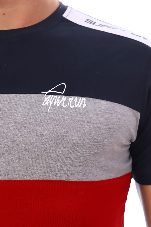 Разноцветная футболка Berchelli