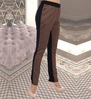Женские повседневные брюки