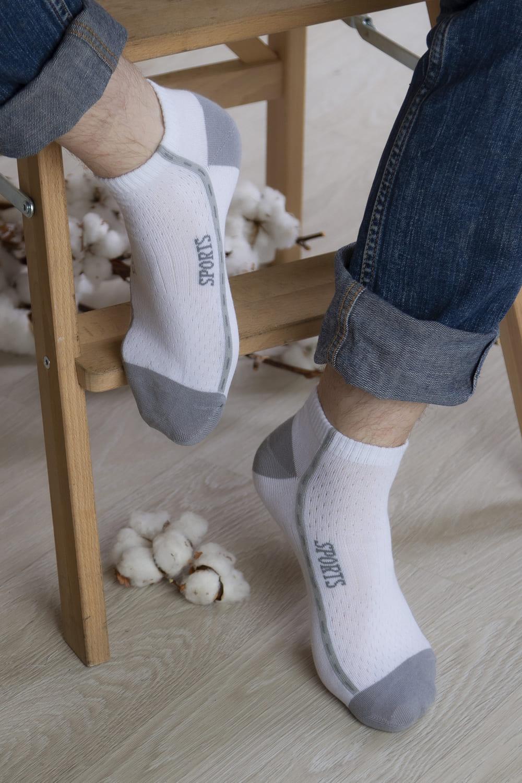 краткие  спортивные носки
