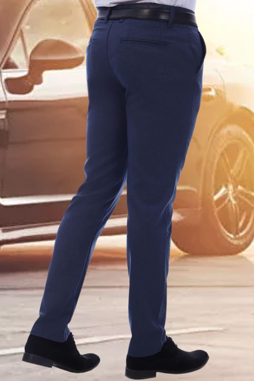 Деловые мужские брюки Berchelli