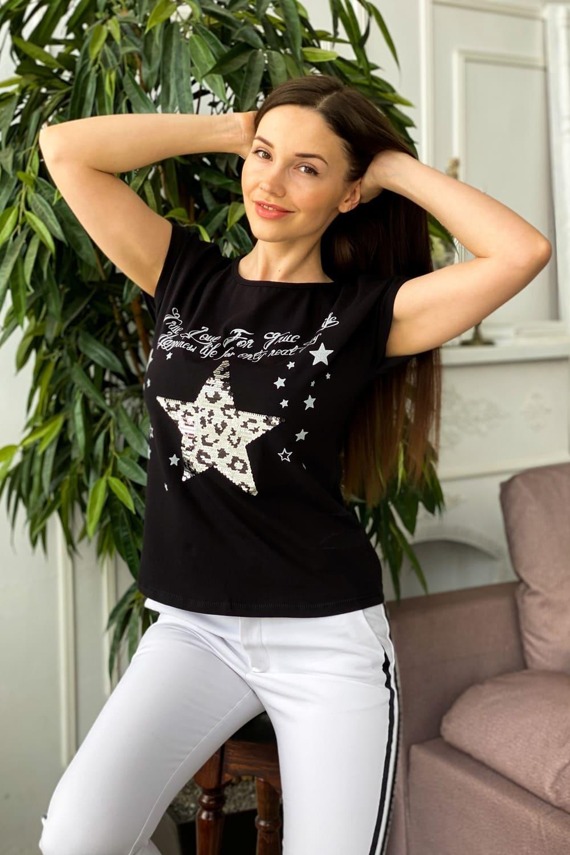 красивые футболки женские