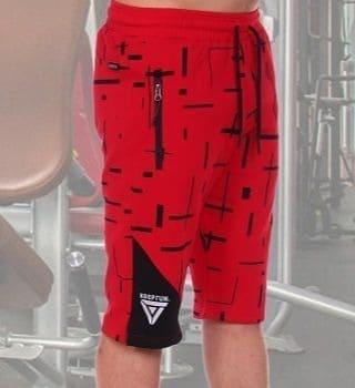 Красные мужские шорты Berchelli