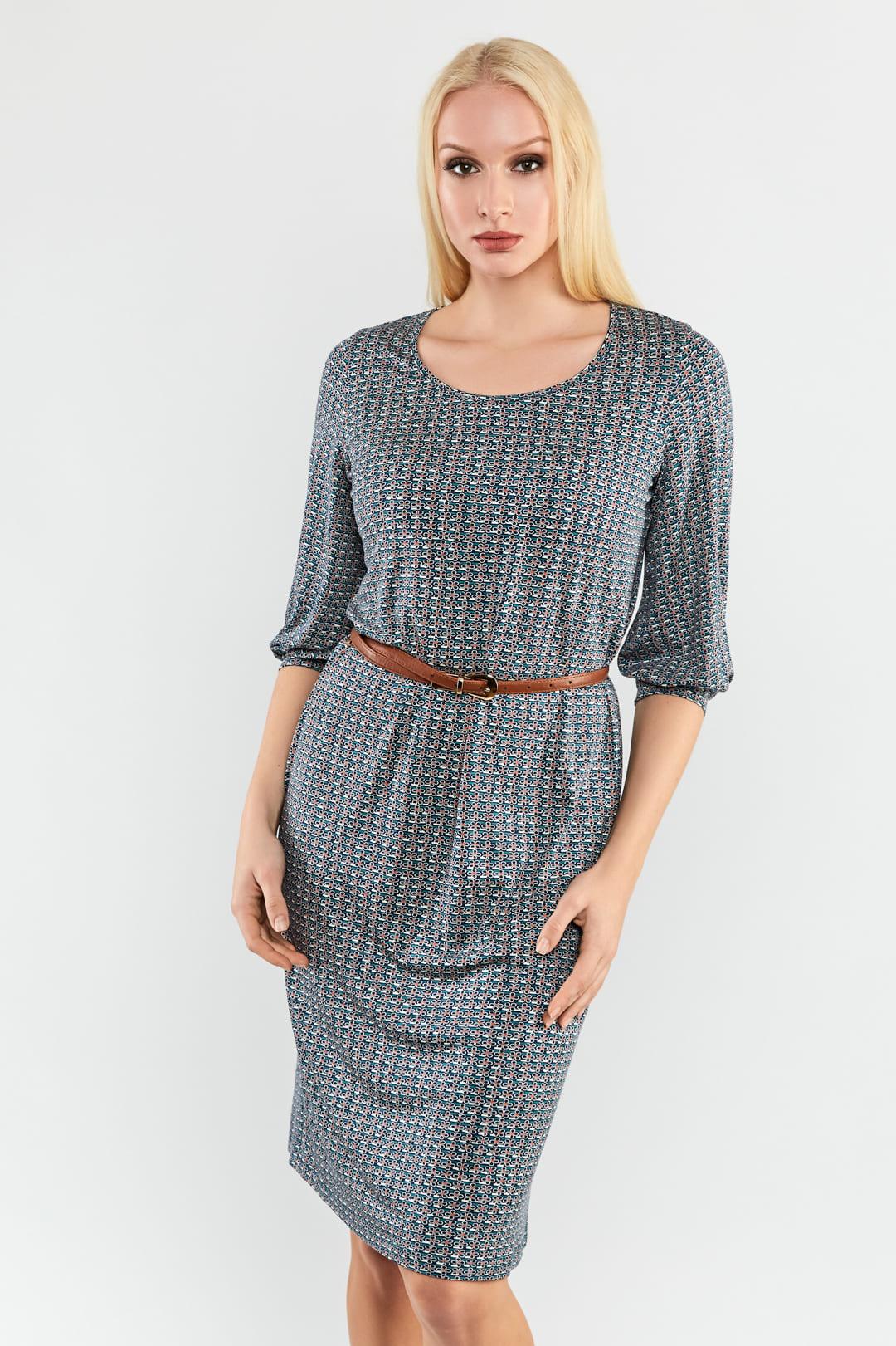 летние платье модное