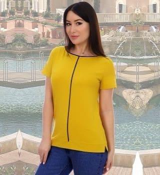 Стильная футболка женская Natali