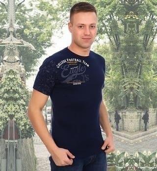 Брендовая футболка Berchelli 5922
