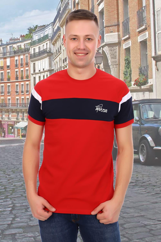Красная футболка для бега Berchelli