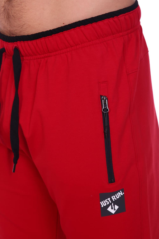 Красные брюки со шнурком Berchelli