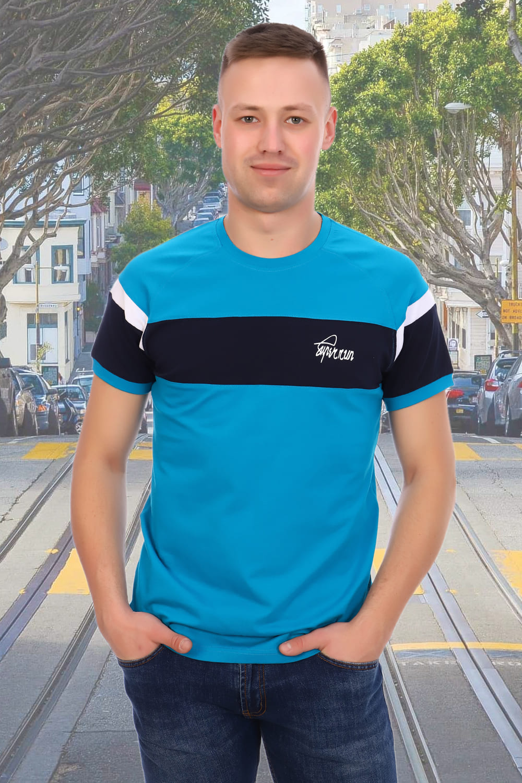 Мужская футболка для бега