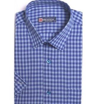 Мужская рубашка с кратким  рукавом Brostem 9LNS1-1