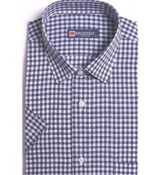 Рубашка в клетку Brostem  9LNS2-1