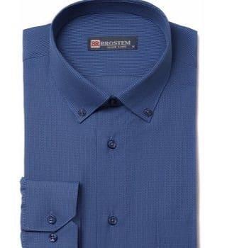 Офисная мужская рубашка Brostem 1LBR102+9