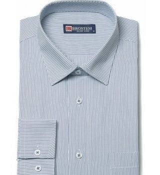 Мужская рубашка в полоску Brostem 9LBR82+3