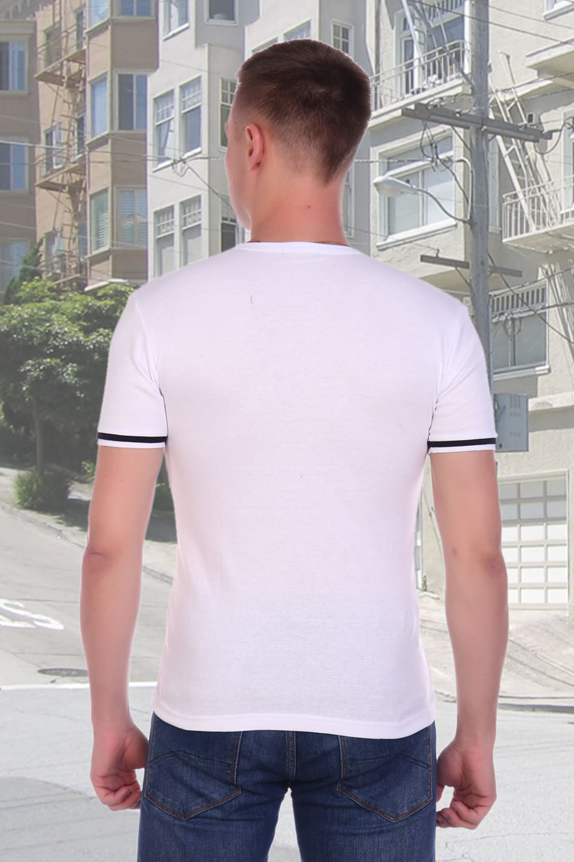 Белая футболка Berchelli