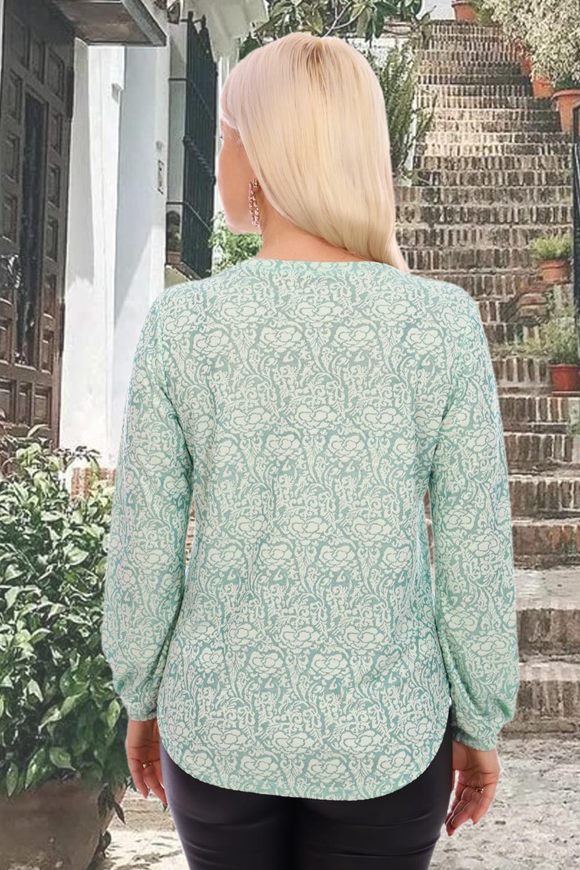Стильная блузка Natali