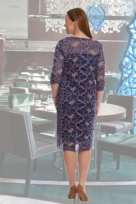 Кружевное платье  Natali