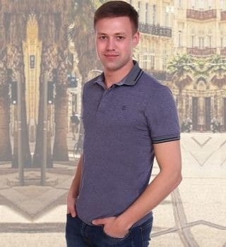 Рубашка поло с кратким  рукавом Berchelli