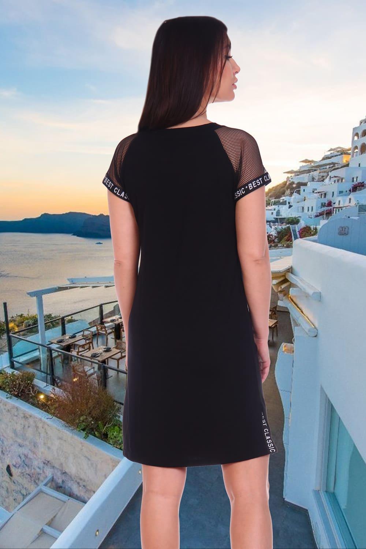 Модное платье для девушки 7102