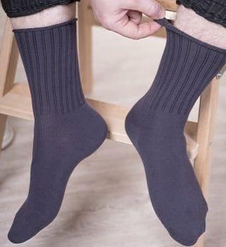 Носки без резинки мужские