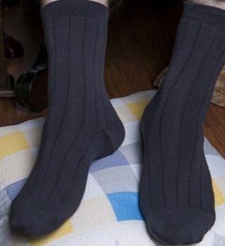 Набор мужских носков в трех цветах