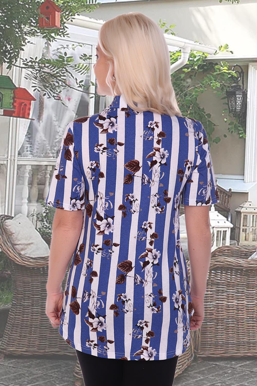 Рубашка женская с кратким  рукавом