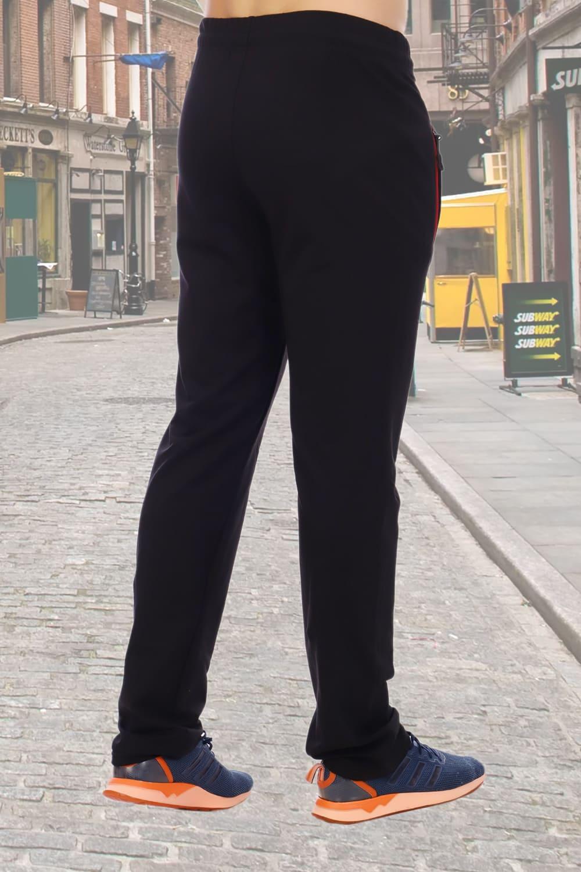 Спортивные штаны черные Berchelli 3444