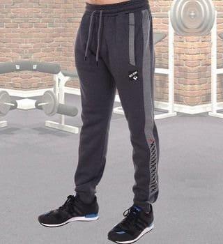 Теплые спортивные брюки с лампасами Berchelli