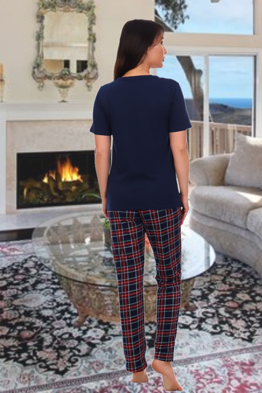Домашний костюм с футболкой Natali
